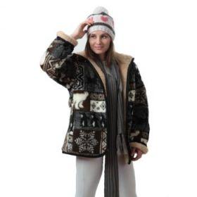 Куртка из шерсти Арктика