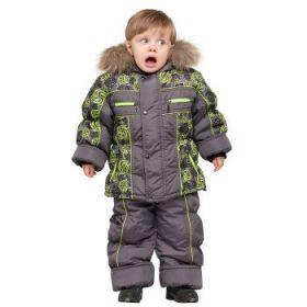 Костюм зимний для мальчика Кай